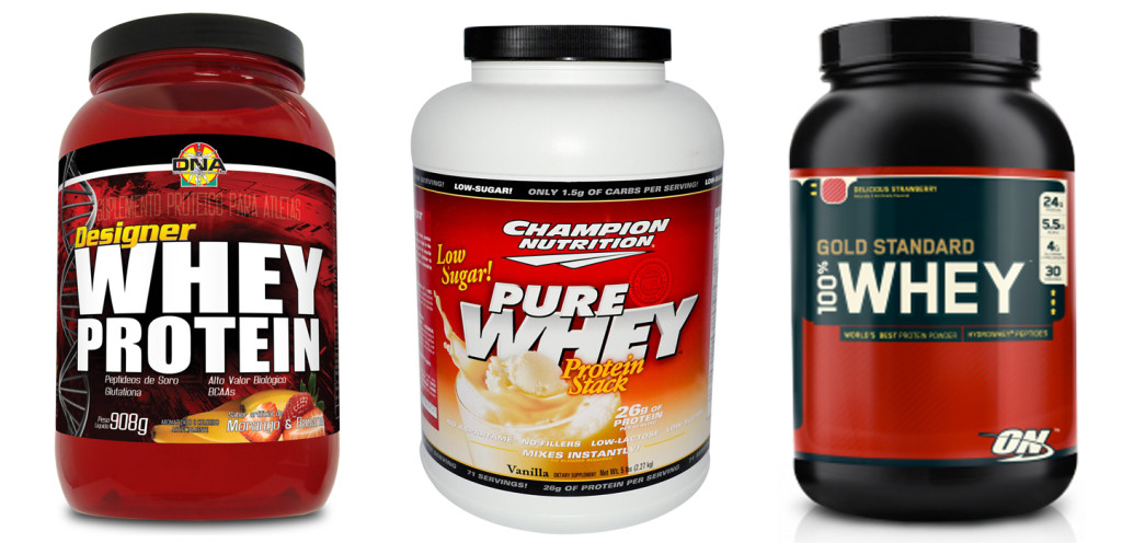 whey products