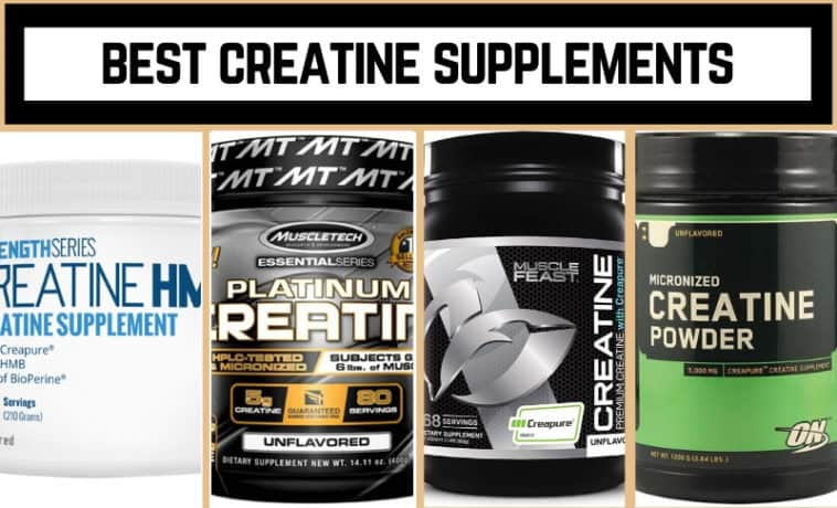 The Best Creatine Supplements to Buy