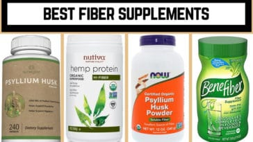 The Best Fiber Supplements to Buy