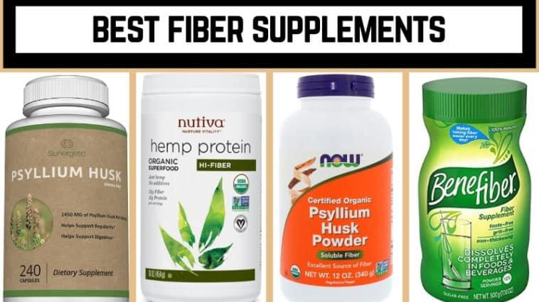 The Best Fiber Supplements to Buy