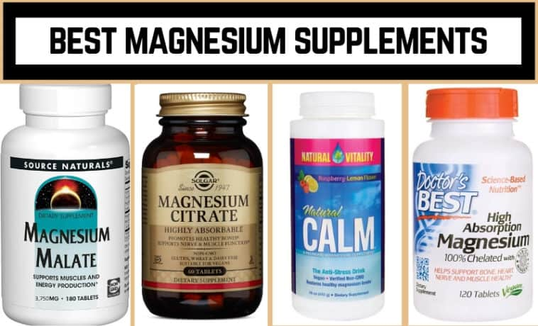 The Best Magnesium Supplements to Buy