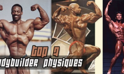 The Most Aesthetic Bodybuilder Physiques