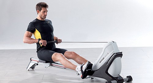 kettler indoor rowing machine