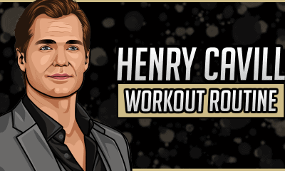 Henry Cavill's Workout Routine