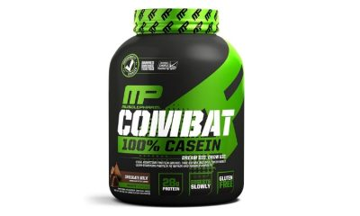 Muscle Pharm Combat Casein Review