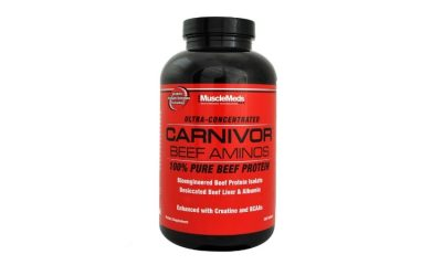 MuscleMeds Carnivor Beef Aminos Review