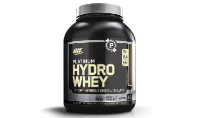 Optimum Nutrition Platinum HydroWhey Review