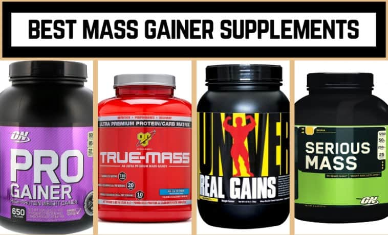 The Best Mass Gainer Supplements