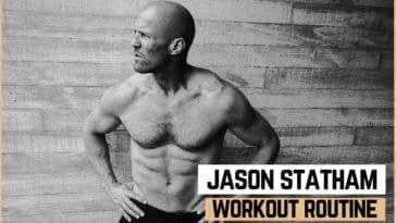 Jason Statham's Workout Routine & Diet