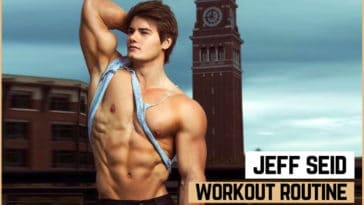 Jeff Seid's Workout Routine & Diet