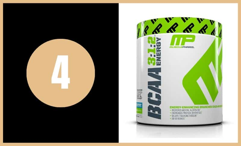 Best BCAA Supplements - BCAA 3-1-2 Energy