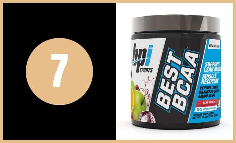 Best BCAA Supplements - BPI Sports Best BCAA