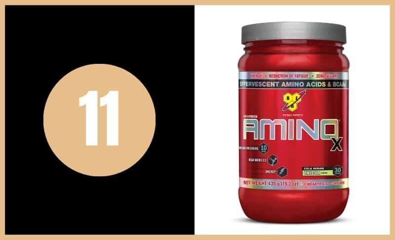 Best BCAA Supplements - BSN AMINOx