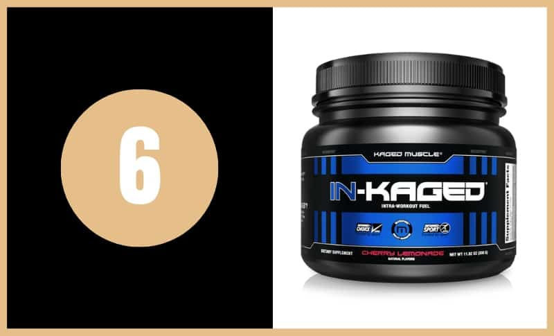 Best BCAA Supplements - In-Kaged Intra Workout
