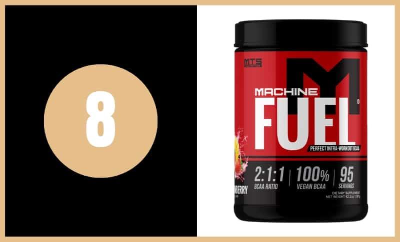 Best BCAA Supplements - MTS Machine Fuel