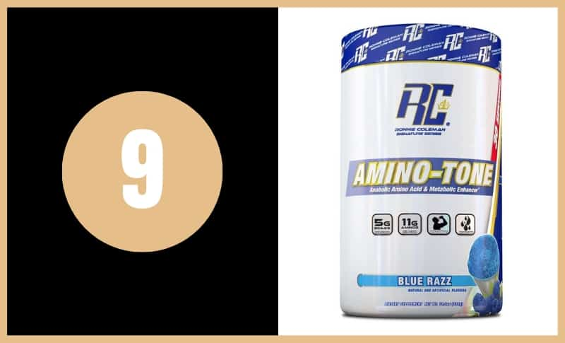 Best BCAA Supplements - RC Amino Tone