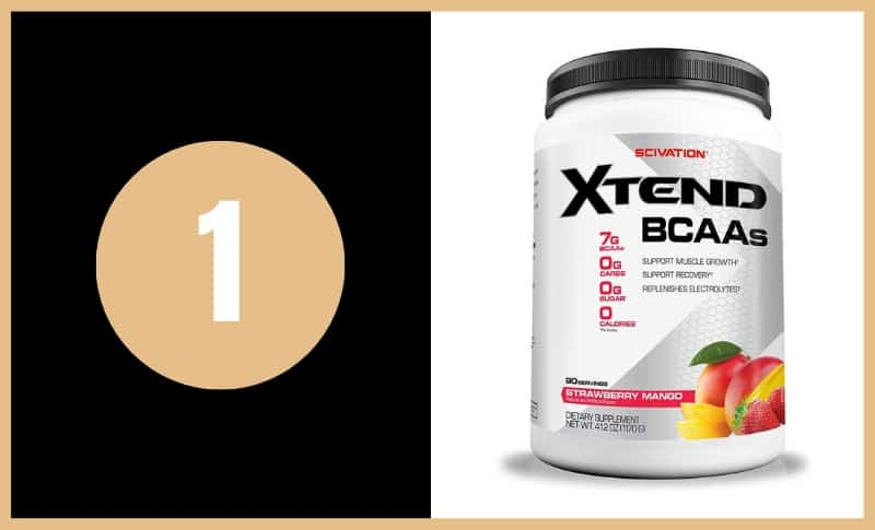 Best BCAA Supplements - Scivation Xtend