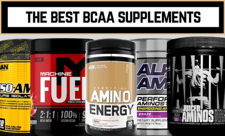 The Best BCAA Supplements (Branched Chain Amino Acids)