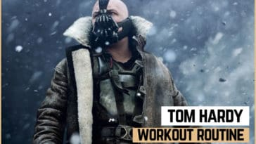 Tom Hardy's Workout Routine & Diet