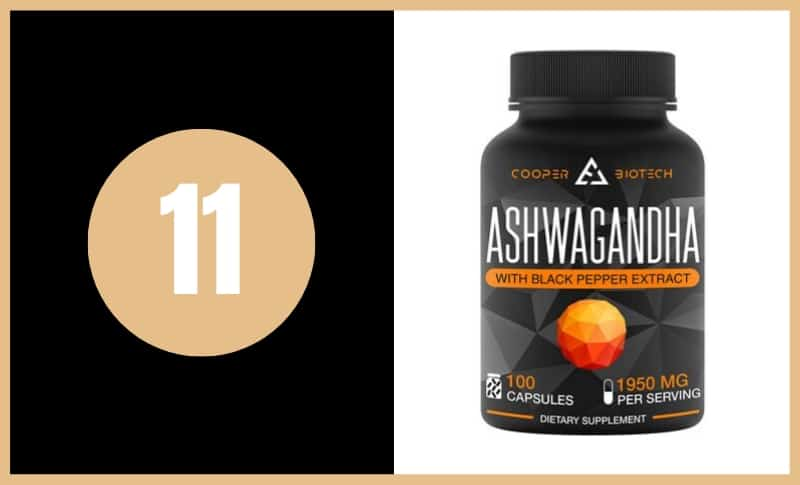Best Ashwagandha Supplements - Cooper Biotech Ashwagandha