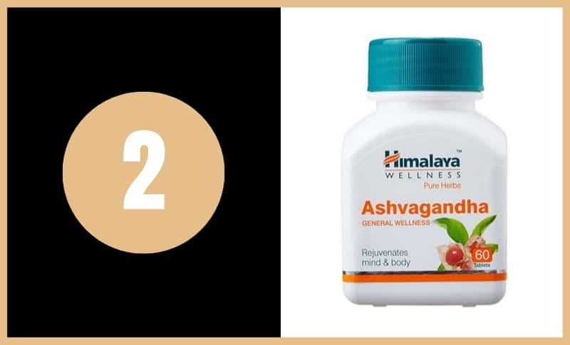 Best Ashwagandha Supplements - Himalaya Herbal Ashwagandha