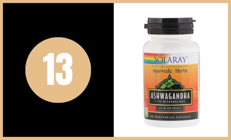 Best Ashwagandha Supplements - Solary Ashwagandha
