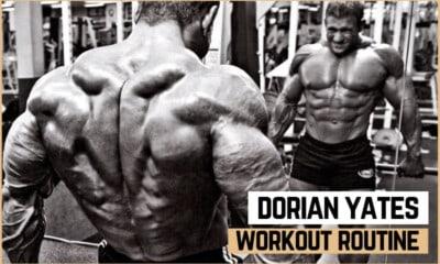 Dorian Yates' Workout Routine & Diet