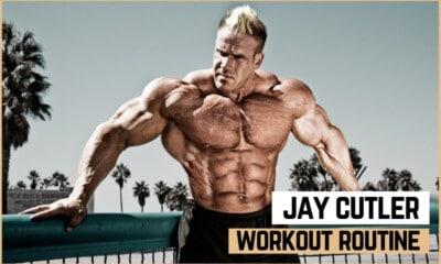 Jay Cutler's Workout Routine & Diet