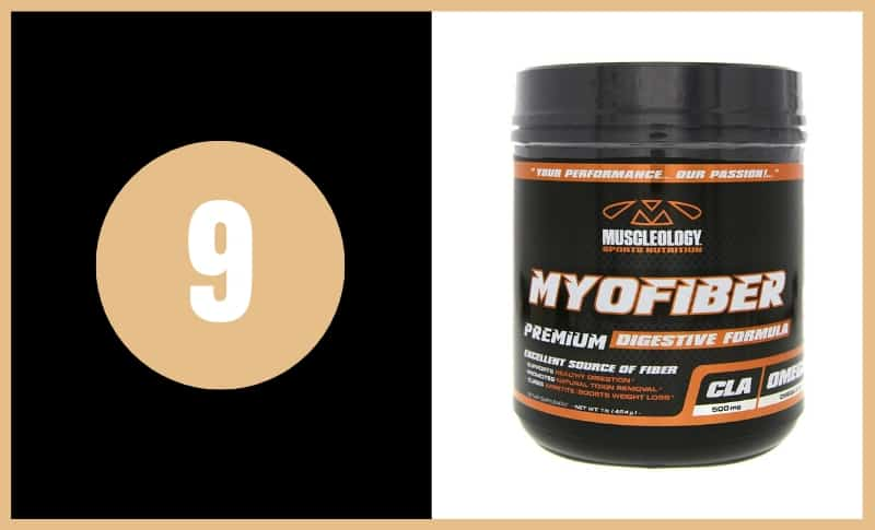 Best Fiber Supplements - Muscleology Myofiber