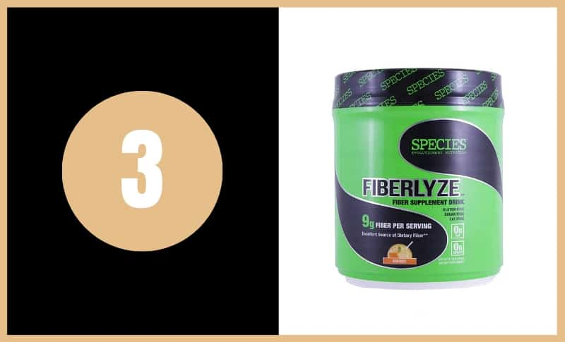 Best Fiber Supplements - Species Fiberlyze