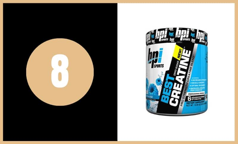 Best Creatine Supplements - BPI Sports Creatine