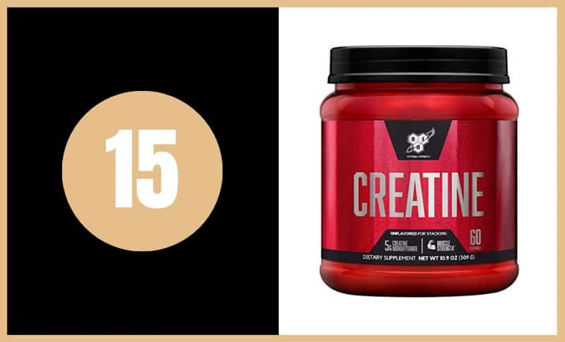Best Creatine Supplements - BSN Creatine