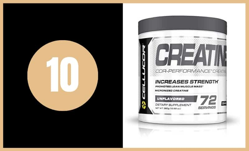 Best Creatine Supplements - Cor-Performance Creatine
