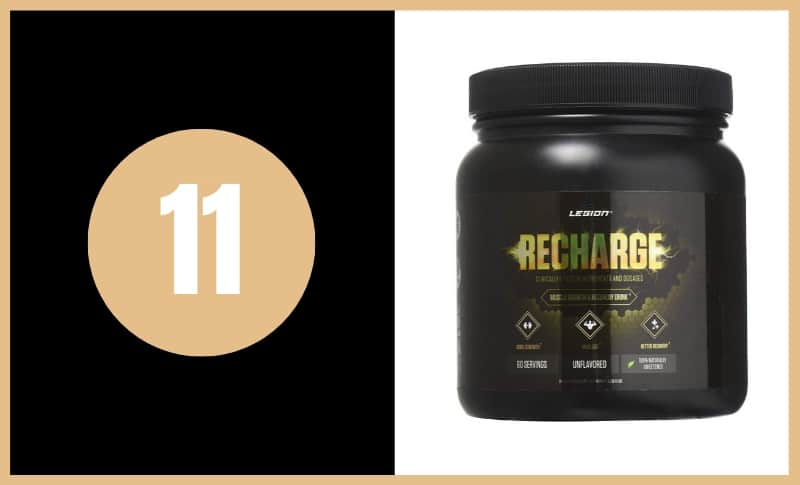 Best Creatine Supplements - Legion Recharge