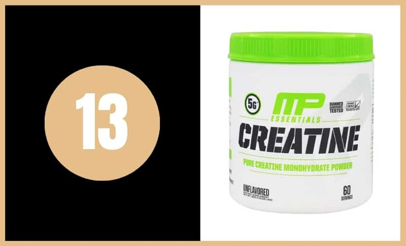 Best Creatine Supplements - Muscle Pharm Creatine