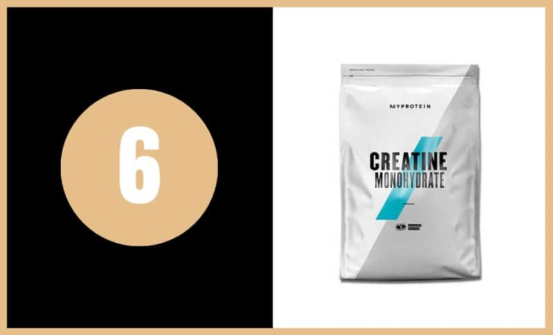 Best Creatine Supplements - My Protein Creatine Monohydrate