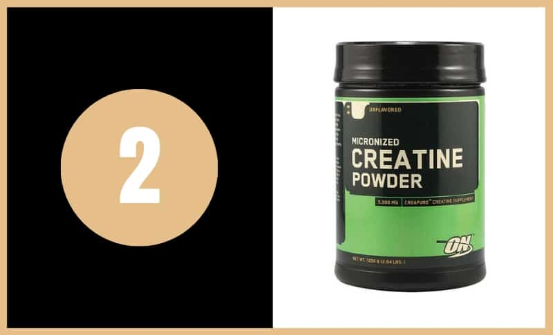 Best Creatine Supplements - Optimum Nutrition Creatine