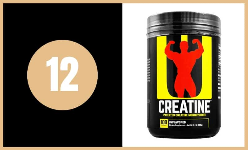 Best Creatine Supplements - Universal Nutrition Creatine