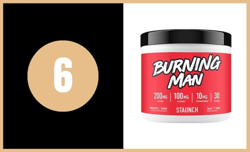 Best Fat Burners - Burning Man