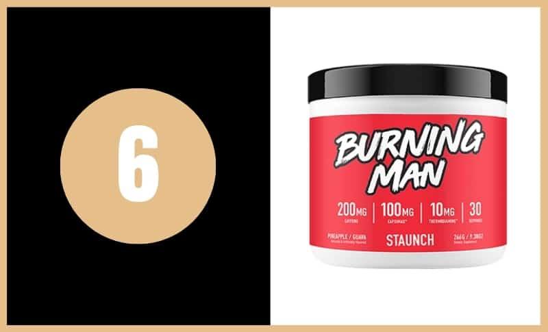 Best Fat Burners - Burning Man