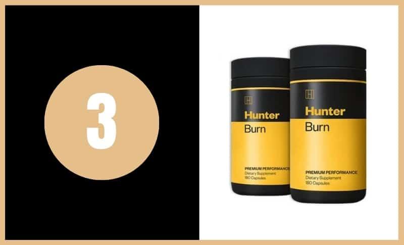 Best Fat Burners - Hunter Burn