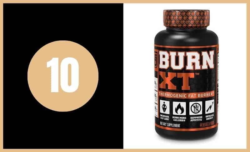 Best Fat Burners - Jacked Factory Burn XT