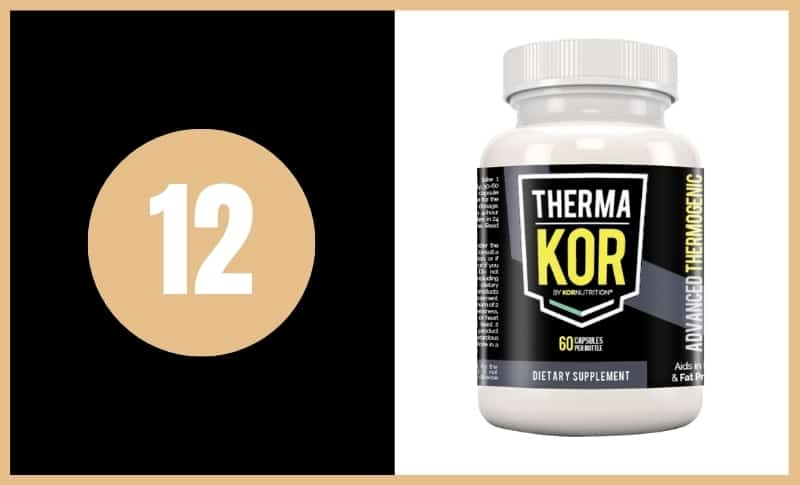 Best Fat Burners - Therma KOR