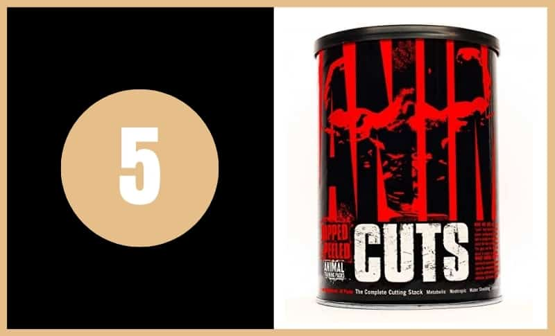 Best Fat Burners - Universal Nutrition Animal Cuts