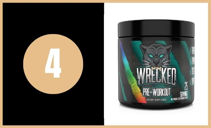 Best Pre-Workout Powders - Wrecked