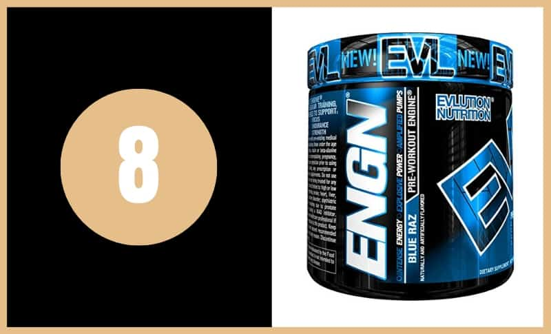 Best Pre Workout Supplements - ENGN