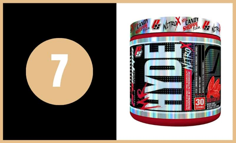 Best Pre Workout Supplements - Mr Hyde