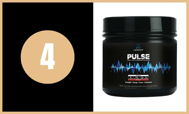 Best Pre Workout Supplements - Pulse by Legion