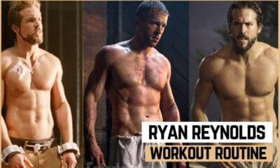 Ryan Reynolds' Workout Routine & Diet