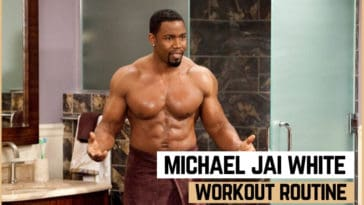 Michael Jai White's Workout Routine & Diet